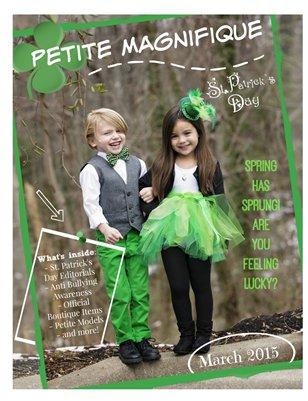 Petite Magnifique Magazine March 2015