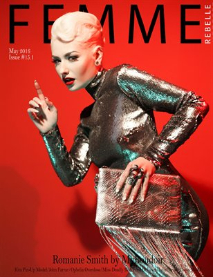 Femme Rebelle Magazine May 2016 - ISSUE 15.1