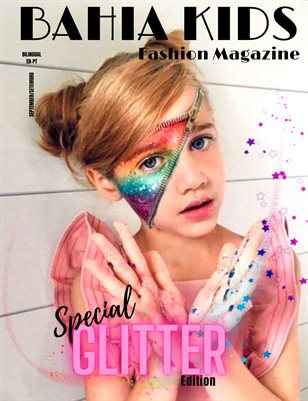 Bahia Kids fashion Magazine- Especial Glitter Edition#2