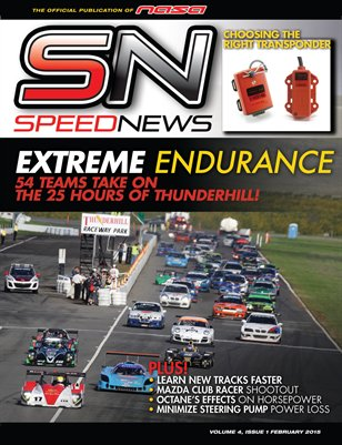NASA SPEED NEWS FEBRUARY 2015