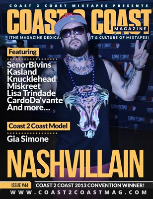 Coast 2 Coast Magazine Issue 44