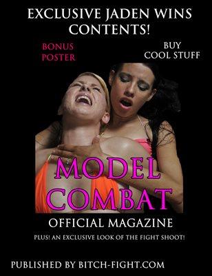 Model Combat - Jaden Wins - Bikini-Clad Models Fight to the Death