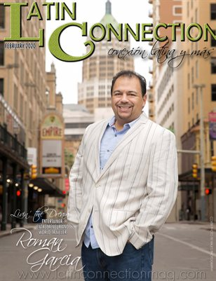 Latin Connection Magazine Ed 131