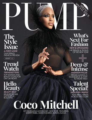 PUMP Magazine | The Style Issue | Vol.2 | February 2021