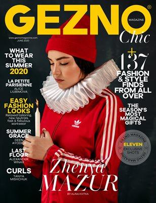 GEZNO Magazine June 2020 Issue #10