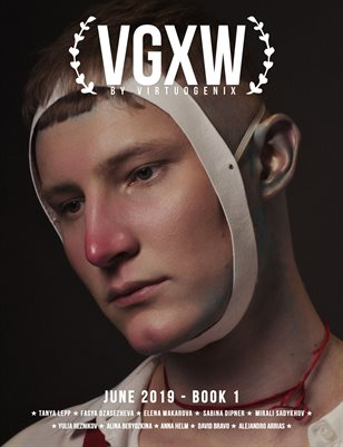 VGXW Magazine - June 2019 (Cover 3)