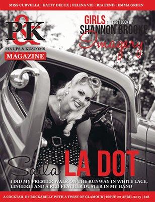 P&K Magazine Issue #2 April 2015