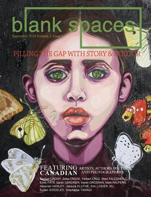 Blank Spaces September 2018