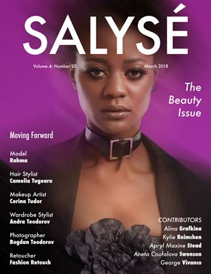 SALYSÉ Magazine | Vol 4 : No 25 | March 2018