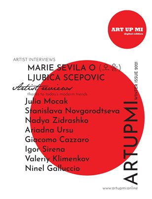 ARTUPMI Magazine WINTER ISSUE 2021