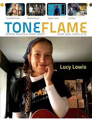 ToneFlame Magazine June 2021