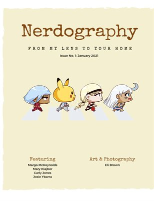 Nerdographer #1