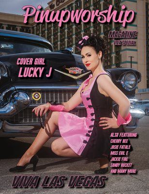 VIva Las Vegas Issue Pinupworship Magazine