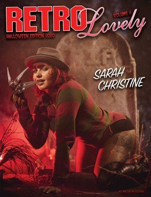 Halloween 2020 - VOL 11 – Sarah Christine Cover