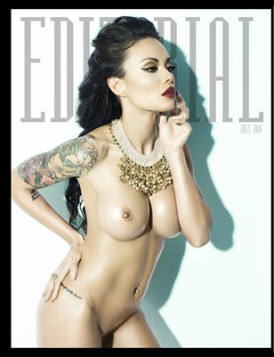 Editorial July 2016 - Tattooed Beauties