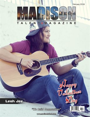 Madison Talent Magazine February 2018 Edition