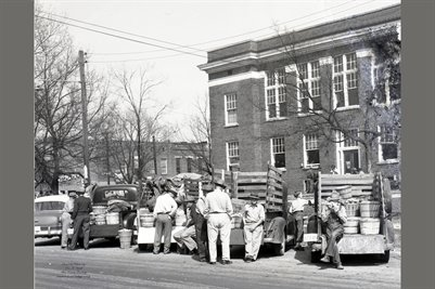 Tater Day 1954 Marshall County, Kentucky (Print6)