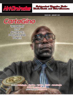 HitOnIndie Magazine January 2021