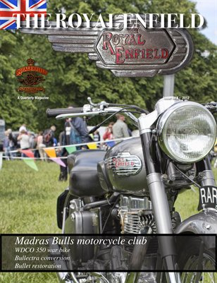The Royal Enfield Magazine - Issue 4