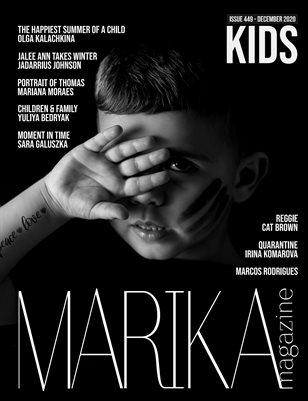 MARIKA MAGAZINE KIDS (ISSUE 449 - DECEMBER)