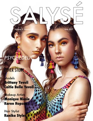 SALYSÉ Magazine | Vol 3:No 29 | June 2017 |