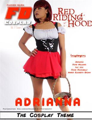 Fuzion Dark Adrianna Cosplay VOL 7 Cover2