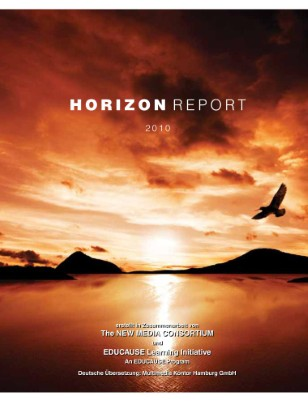 2010 Horizon Report: German Edition (German)