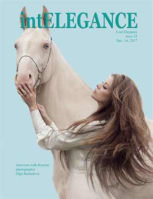 intElegance magazine - issue 32 Dec 2017