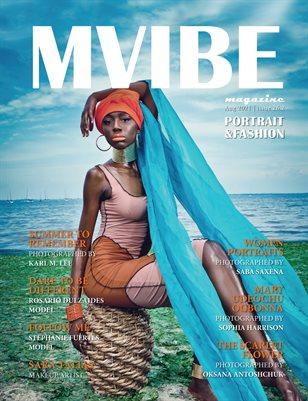 MVIBEmagazine August 2021 issue 26.2 Portrait|Fashion