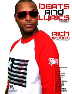 Beats And Lyrics Magazine Issue 14