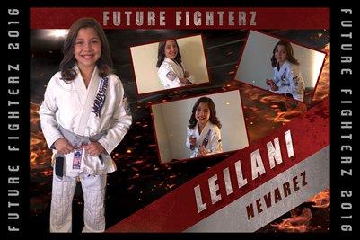 2016 Leilani Nevarez Cal - Poster