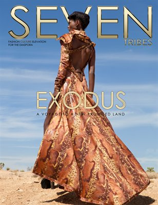 Seven Tribe: Exodus Issue