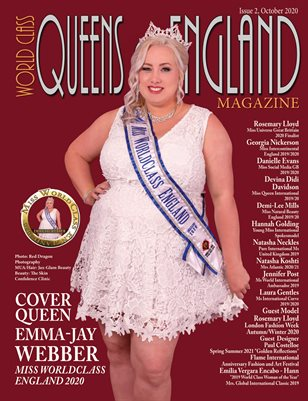 World Class Queens of England Magazine Issue 2 with Emma-Jay Webber
