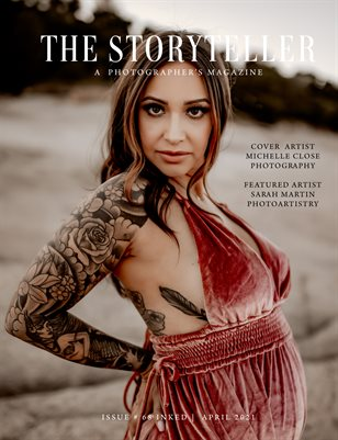 The Storyteller Magazine Issue # 68 INKED