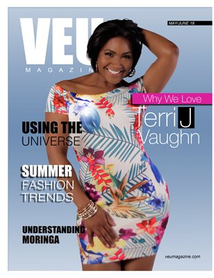 VEU Magazine May June 2018 Issue