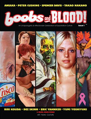 Boobs and Blood #1