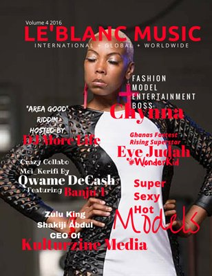 Le'Blanc Music Vol. 4-Chynna