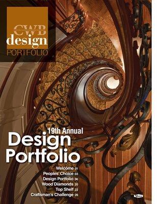 Design Portfolio: Woodworking Best of the Best