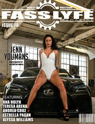 FASS LYFE ISSUE 79 FT. JENN YOUMANS