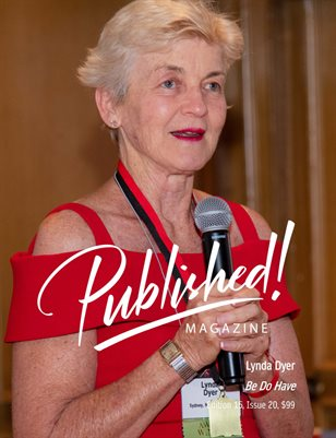 PUBLISHED! #15 Excerpt featuring Lynda Dyer!