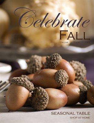 Celebrate Fall 2011