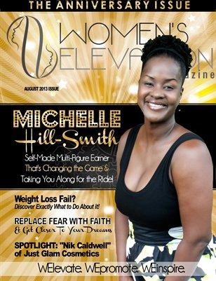 WE Magazine   August 2013 Issue