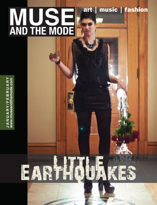 Muse and the Mode Jan/Feb Issue Little Earthquakes