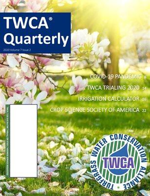 TWCA Quarterly V 7 I 2