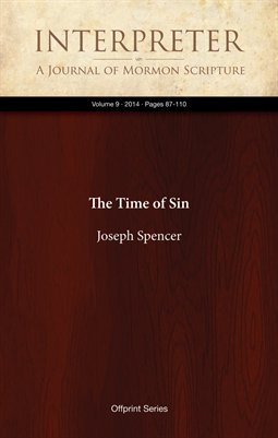 The Time of Sin