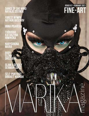 MARIKA MAGAZINE FINE-ART ( ISSUE 617 - February )