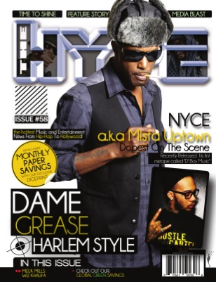The Hype Magazine - Issue #58