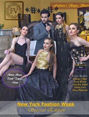 Fashion's Super Stars by Usman Tiger