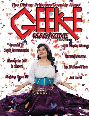 Geek-E Magazine #2