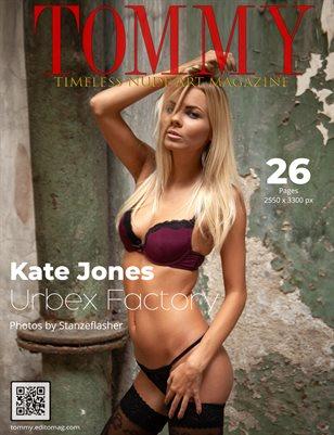 Kate Jones - Urbex Factory